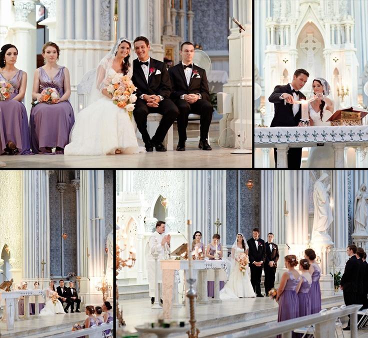 Catholic Wedding Ceremony: 153 Best Catholic Weddings Images On Pinterest