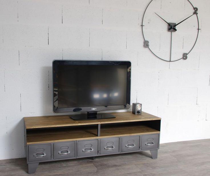 17 meilleures images propos de cr ation restauration de meuble industriel - Restauration meuble industriel ...