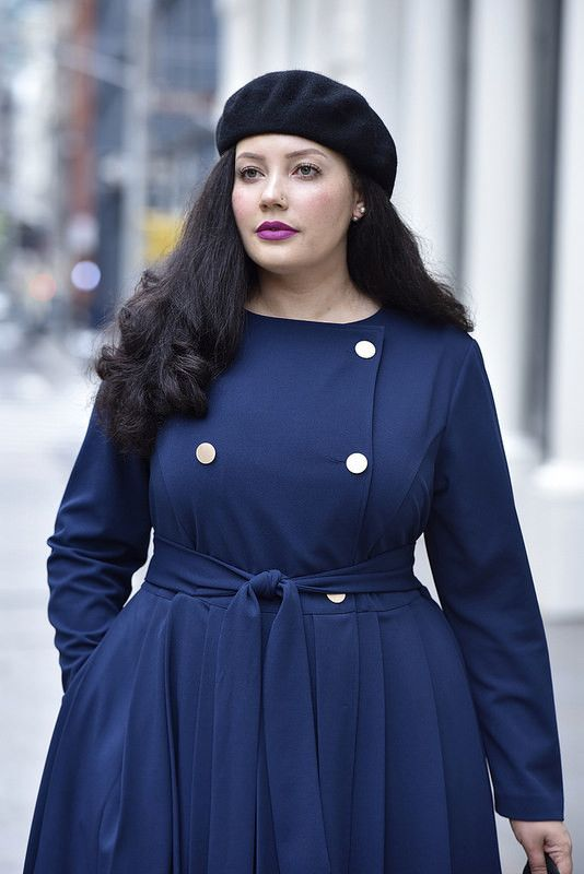 d429fdfe73d Girl With Curves x Lane Bryant Collection Sneak Peek  Pleated Trench Dress  https