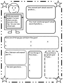 FREEBIE! EDITABLE END OF YEAR ACTIVITY (love it, but would definitely need to edit it. There's not enough space for grade 1 printing)