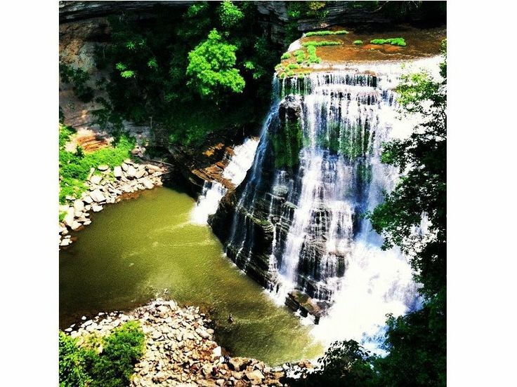 """""""Nashville Day-Trip: 12 Waterfalls You Have to See this Summer""""   This is making my top 5 for summer!"""