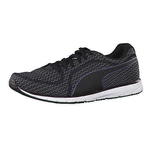 Flex Essential, Sneakers Basses Mixte Adulte, Noir Black Black Black 09, 42.5 EUPuma
