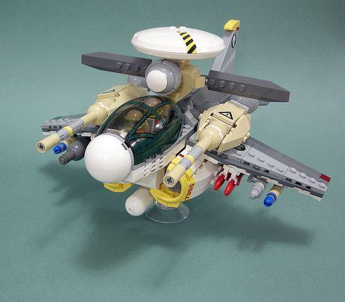 SA-81P Glaivehawk - Minerva ROEWS | Flickr - Photo Sharing!