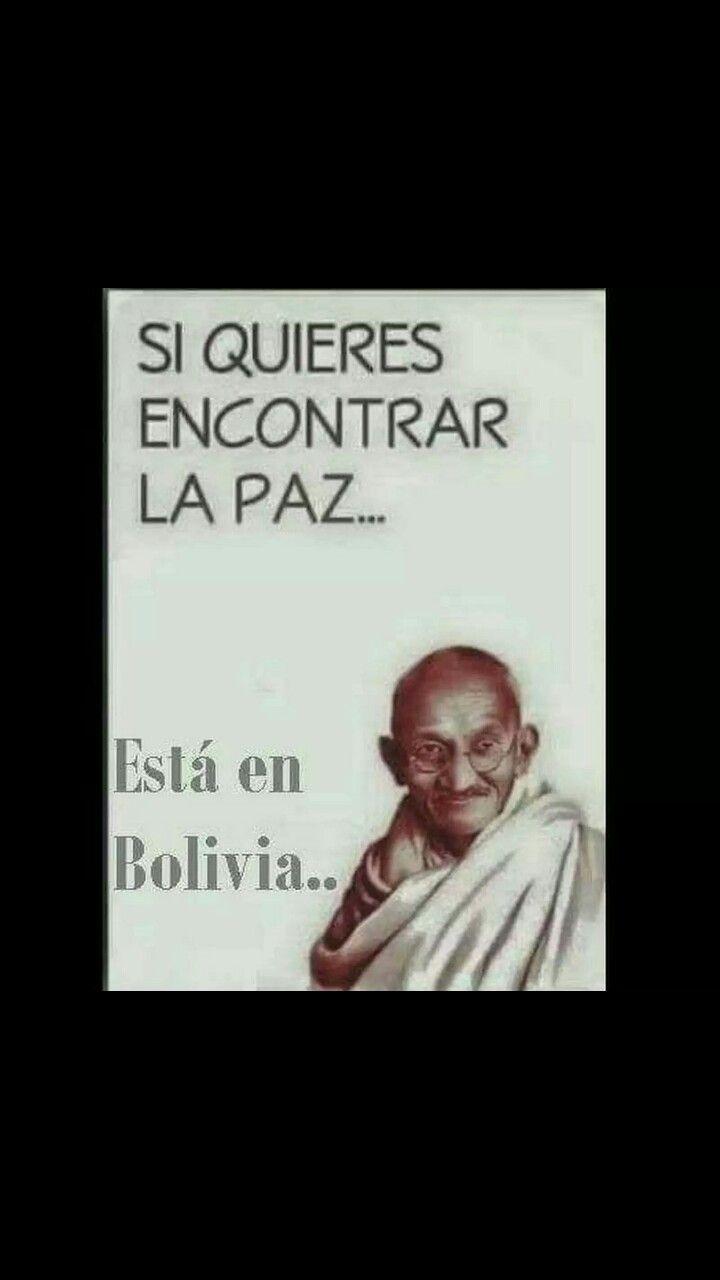 Jaja Bolivia allá voy!