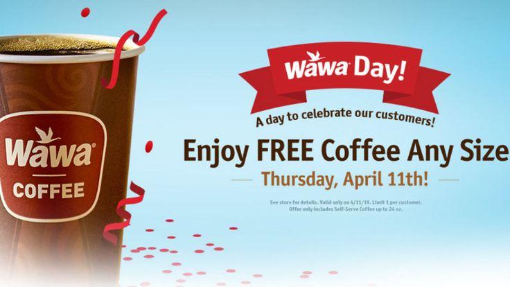 11+ Wawa free coffee app trends