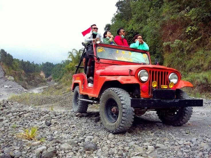 Merapi, Yogyakarta...We Love Indonesia...