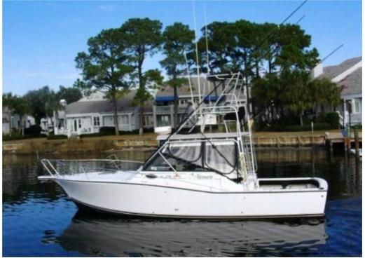 1996 32 (ft.) Albemarle Express Fisherman - Make an Offer! for sale in Panama City, FL. | ID 90990