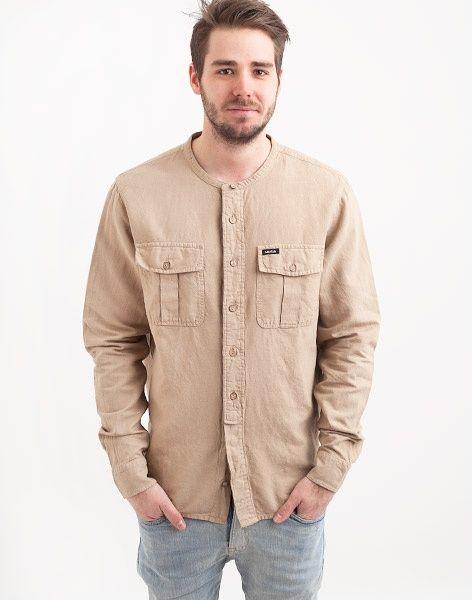 Košile - Makia - FIELD SHIRT