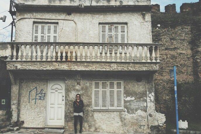 Eternal home  #Thessaloniki #ridieassapori #christmas2014 #travel #experienceblog #ig_greece #ig_thessaloniki #instagreece #street