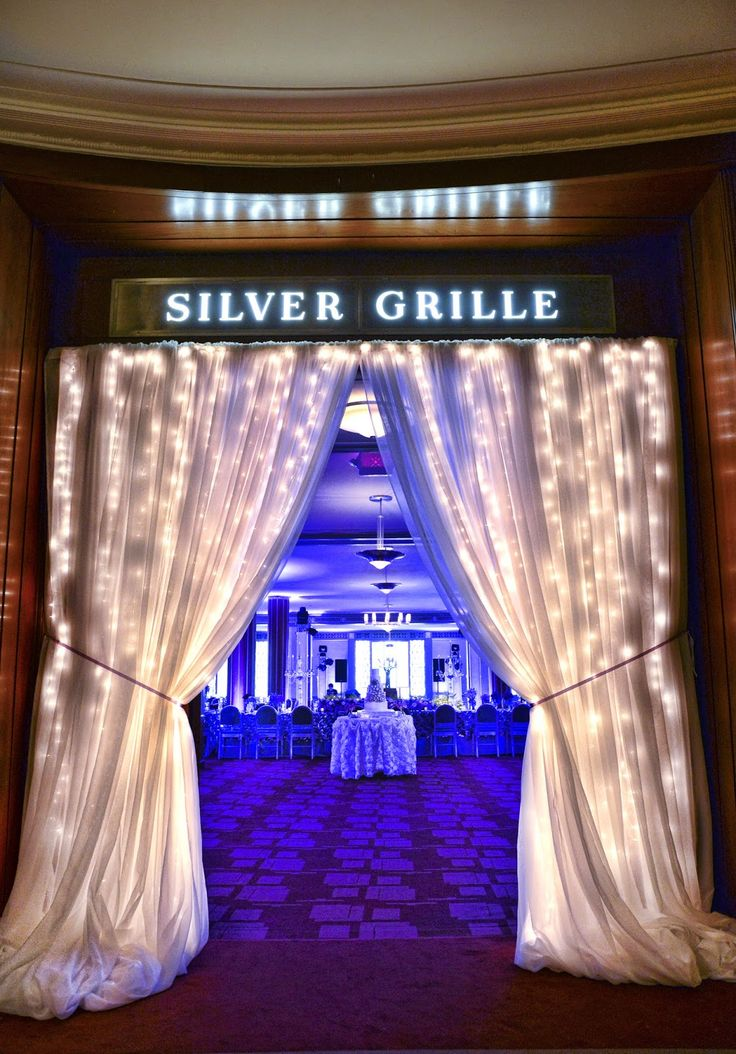 Kim and Nick's Silver Grille Wedding
