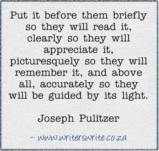 joseph pulitzer essay Joseph pulitzer essay валерий joseph pulitzer - uil 7 - 8 - listening skills - duration: 9:24 kurt kaiser 936 views 9:24.