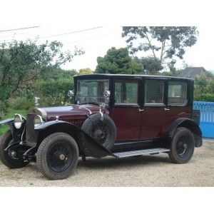 1922 pierce arrow | Location auto retro collection - Delage Berline 1922