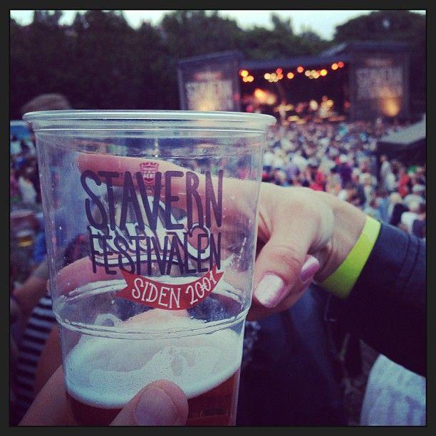#stavernfestivalen #sommer #øl - @mytsberg- #webstagram