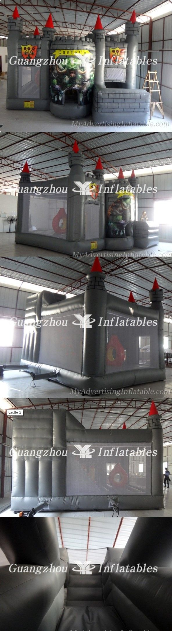 New Arrival!! Do you like it? Pls feel free to contact us. Skype&Facebook: Elin YL Inflatables #inflatable #inflables #combos #bouncer #slide #game #juegos #entertainment #kids #newyear #havefun #fun