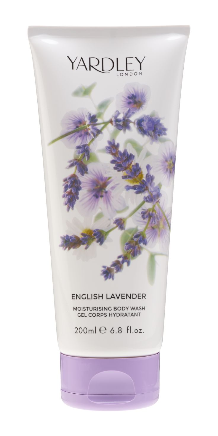 Αφρόλουτρο English Lavender Yardley 200ml