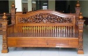 Bale Bale Ukir Jepara | Furniture Mebel Jati