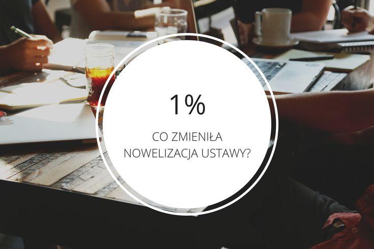 1% – dla kogo i na jakich zasadach?