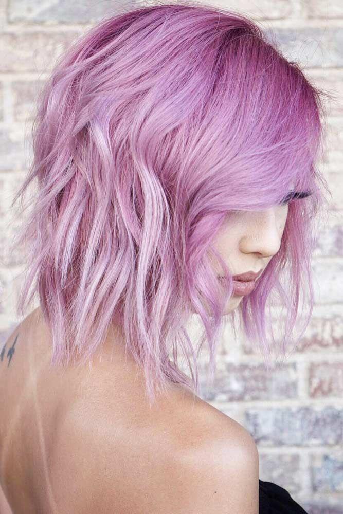 25 stilvolle Frisur Ideen für mittleres Haar