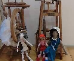 Resultat d'imatges de Muñecas de trapo hechas a mano
