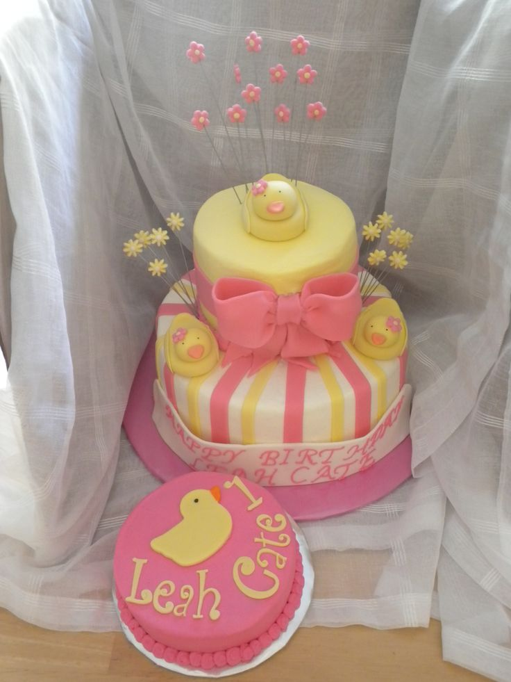Cake for Duck Party