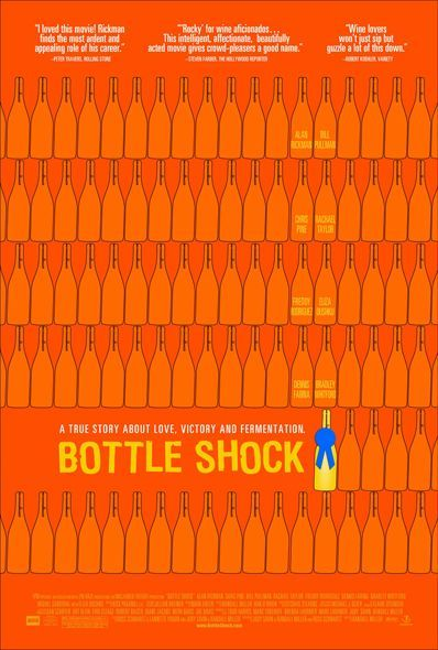 Bottle Shock , starring Chris Pine, Alan Rickman, Bill Pullman, Hal B. Klein. The story of the early days of California wine making featuring the now infamous, blind Paris wine tasting of 1976 that has come to be known as 'Judgment of Paris'. #Comedy #Drama