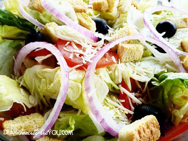Olive Garden Salad American Blend Salad Mix Or Whatever