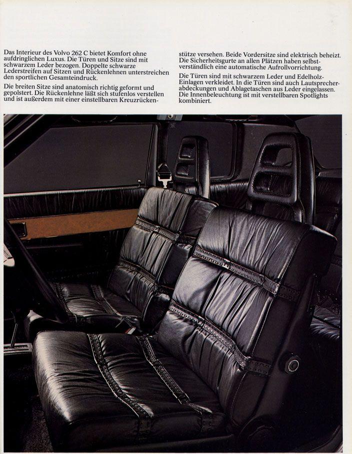 Volvo 262c - 3