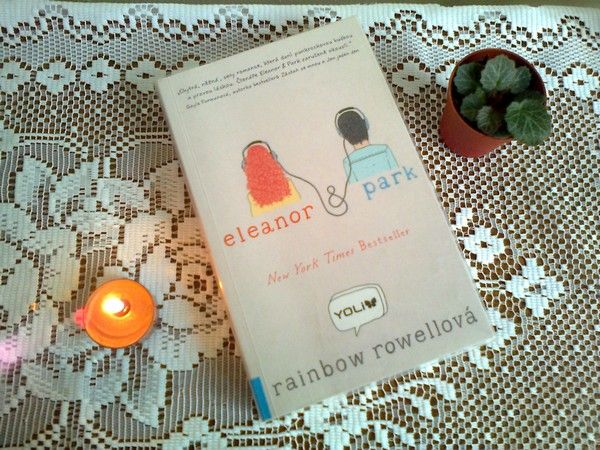 Eleanor & Park – Rainbow Rowell