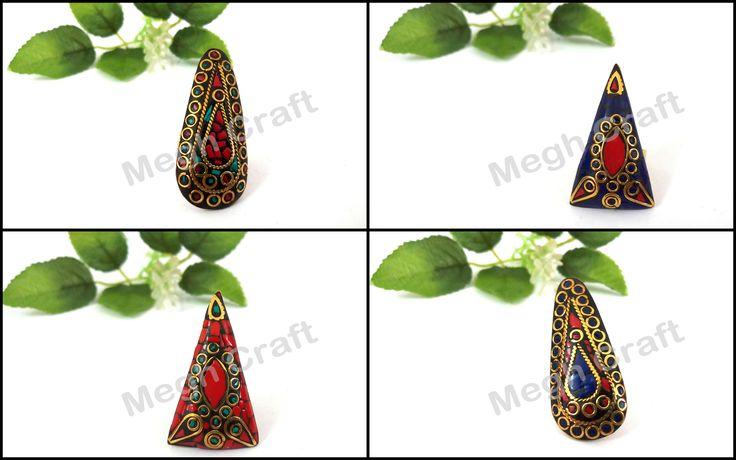 Designer FASHION RINGS Retail : https://www.craftnfashion.com Whatsapp : 9375519381 E-mail : craftnjewelery@gmail.com
