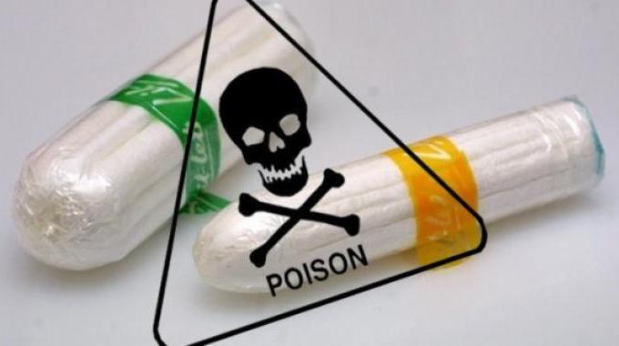 85% des Tampons Contiennent du Glyphosate un Produit Cancérigène de Monsanto.