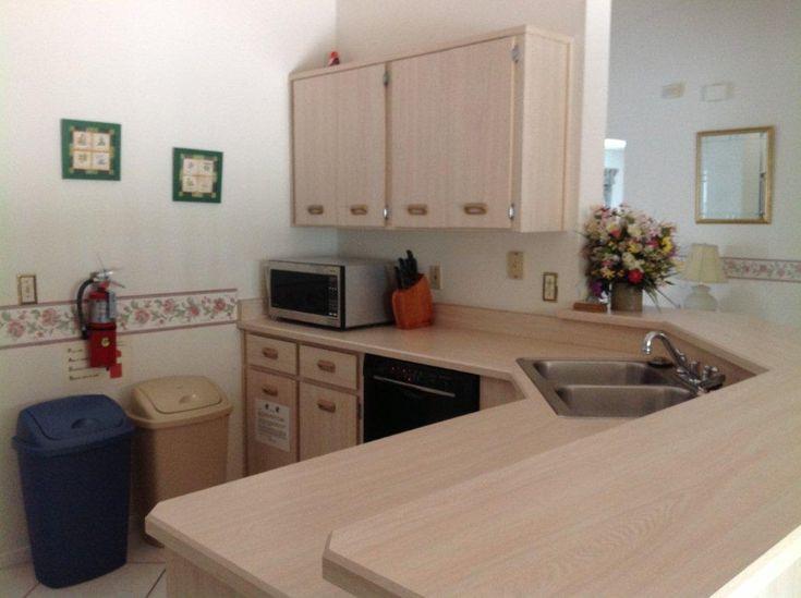 Villa in Orlando kitchen