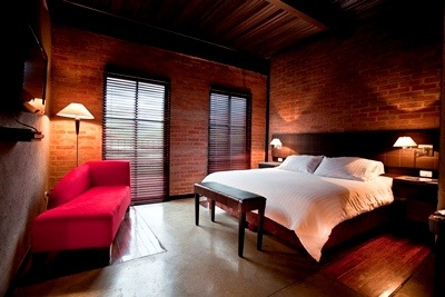 Our boutique hotel is located blocks from Parque Lleras in Medellin, with its restaurants & wine bars and nightlife.