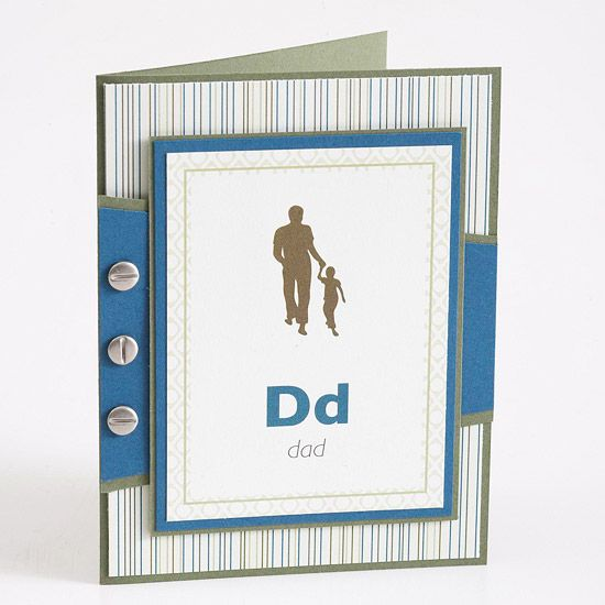 """""""D"""" Is for Dad"""