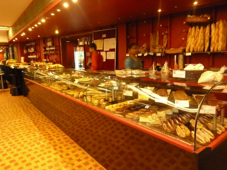 Baker Street Cafe, Pondicherry  The food is just absolutely divine! Cant wait to go back!