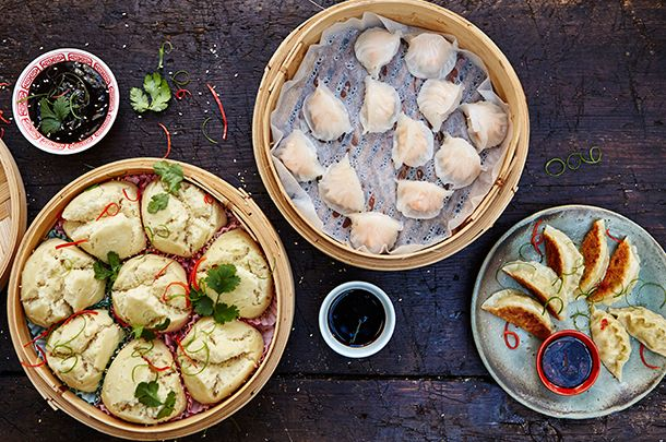 The ultimate guide to dim sum from Jamie and the Clerkenwell_Boy. Perfect Chinese New Year treats!