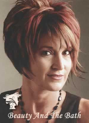 short hair styles for women over 50 graduated bob for