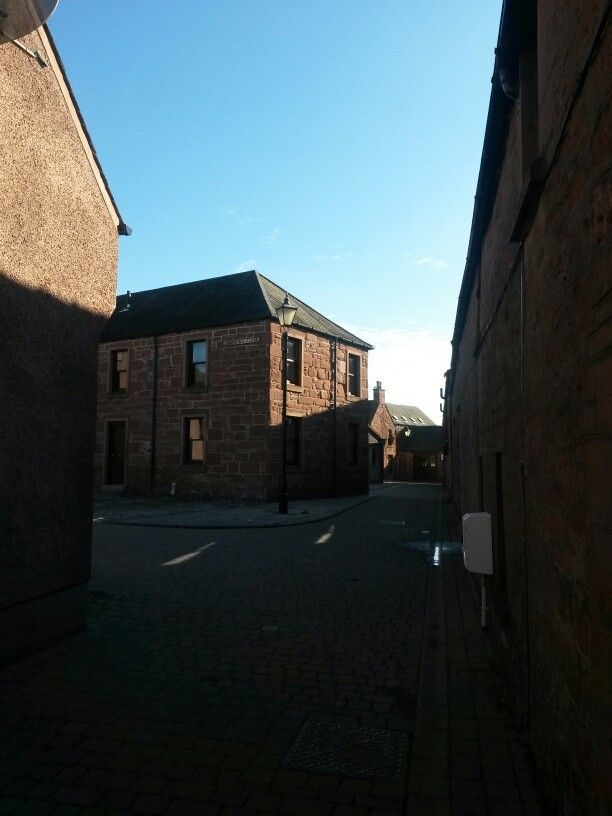 Streets of kirriemuir