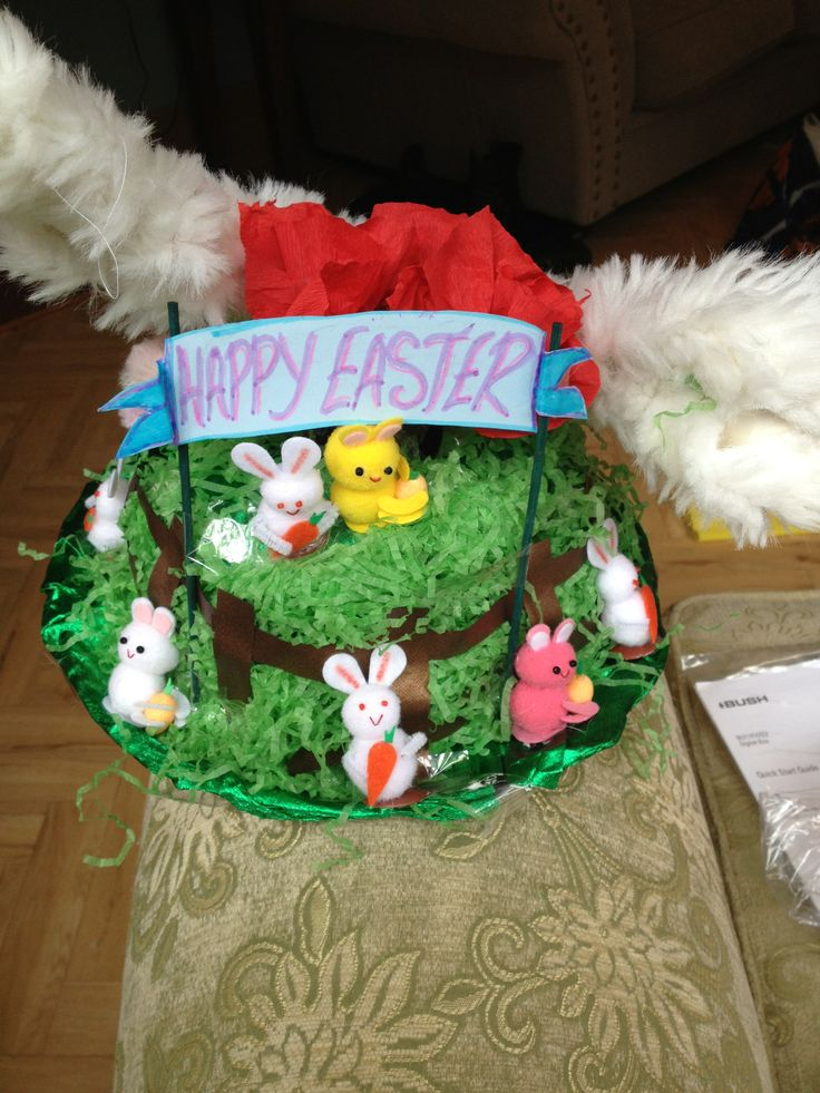 easter bonnet time