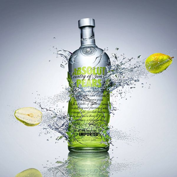 Absolute Vodka. by 3DI StudioDesign Inspiration, Ignite Illustration, Absolute Vodka, Absolute Pears, Studios Cgi, Illustration Portfolio, 3Di Studios, Cgi Products, Products Rendering