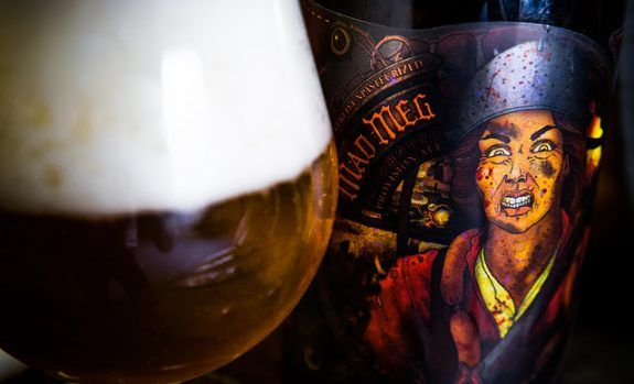 Jester King Mad Meg Batch 17 brewery release on 2/16, likely to hit TX distribution