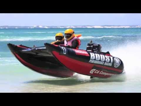 Boost Performance Racing Team 2012 - Thundercat Racing South Africa - YouTube