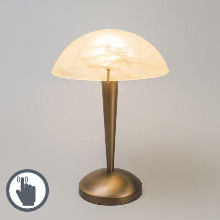 Touch Tischleuchte Boletum Bronze