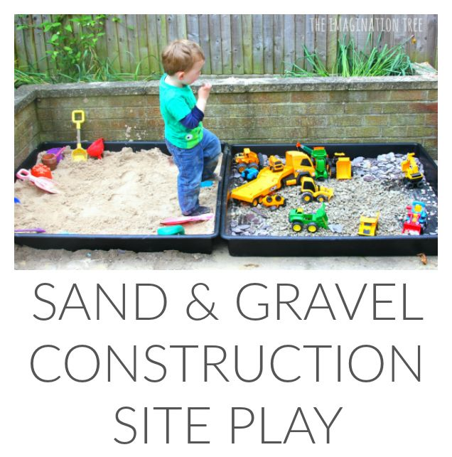 Make some outdoor sensory play areas for toddlers and preschoolers with these two simple ideas; a DIY sand box and a gravel pit construction site! We are huge fans of outdoor play and learning and spend a lot of time in our garden or the woods and parks near our home. Because we live in...Read More »