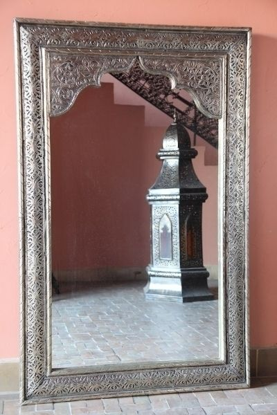 love this Moroccan Mirror
