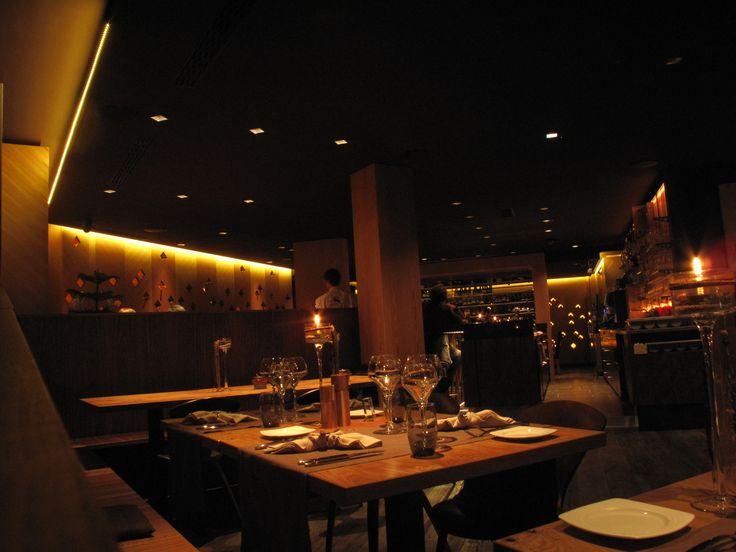 lenzerhaide /interior restaurant/ dooi studio