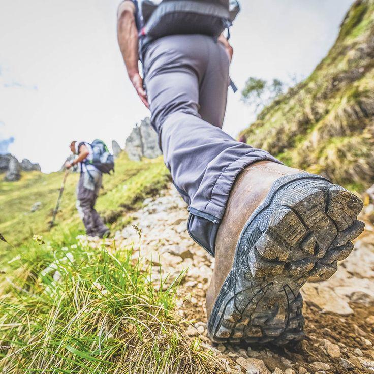 RoyalAuto, September, 2016. One step at a time. Photo: istock. #bushwalking #walk #walking #hiking