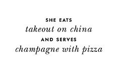 Favorite Kate Spade quote.