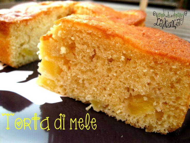 La torta di mele e… banane! Preparata con il succo di mele puro biologico, è undolce leggero ma gustosissimo. Il succo aiuta a diminuire i grassi nell'impasto e dona un profumo ed un sapore unico alla torta. Semplicissima da preparare, …
