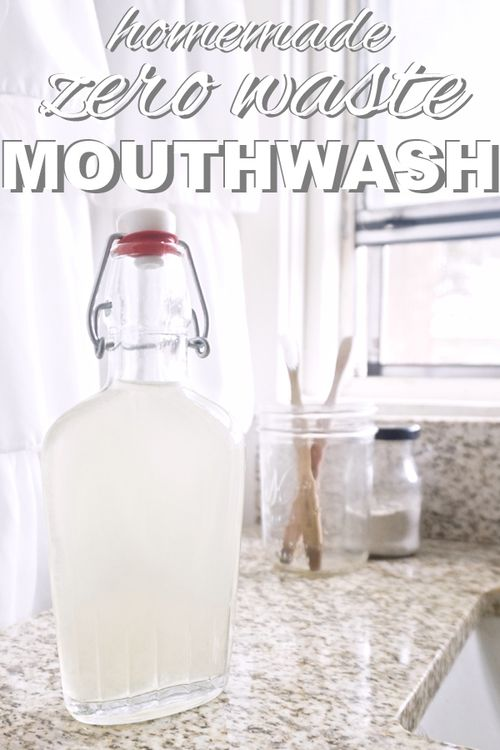 I'm a minimalist when it comes to bathroom products. I like things that have multiple functions. I gave up mouthwash a long time ago to simplify my morning routine. After switching to a homemade toothpaste, I really wanted something that would give me the bright, fresh breath I'm used to.