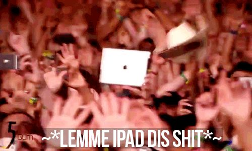 24 Reasons You Should Never Take A Picture With An iPad